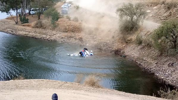 Accidente Ott Tanak Rally Mexico1