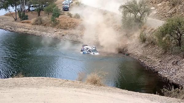 Accidente Ott Tanak Rally Mexico2
