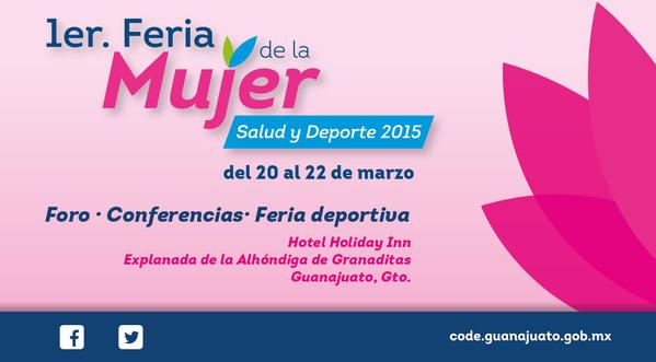 Feria de la Mujer Code Gto