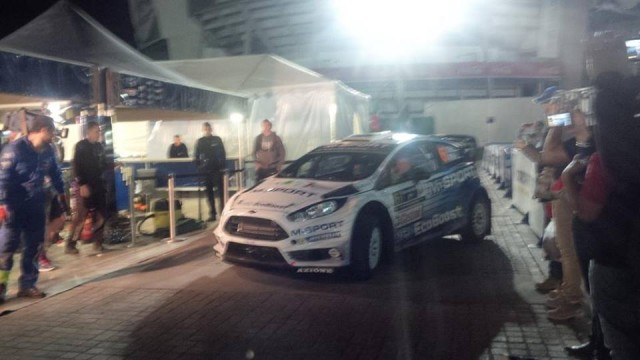 equipo M-Sport Ott Tanak Rally Mexico1